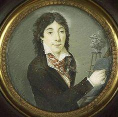 Portrait of the artist Delon - Jean Auguste Dominique Ingres