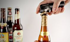 iPhone Beer Case (It's cool, but honestly, a bit too risky)