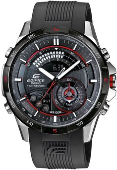 Casio Edifice Active Racing ERA-200B-1AVER Twin Sensor