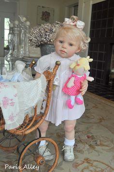 Louisa DeLange for custom orders email paris_alley@hotmail.com