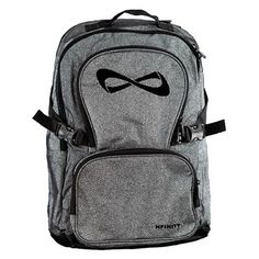 Nfinity Grey/Black Sparkle Backpack - http://www.fivedollarmarket.com/nfinity-greyblack-sparkle-backpack/
