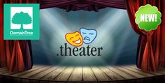 Attract an audience with .THEATER