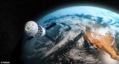 On 4 December 2014 Orion will launch on its first ever mission. The capsule will be raised...