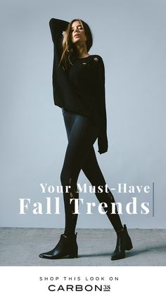 Greet fall in style with our guide to the season's best trends, must-haves & perennial pieces. The autumn edit: trend-focused ready-to-wear and high-performance activewear to take you from summer to fall, day to night, week to weekend.