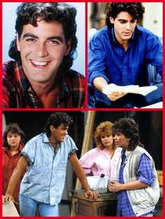 I had no idea that George Clooney had a role in The Facts of Life TV sitcom in 1979!!  I guess you have to start somewhere!  The show aired from 1979-1988.