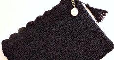 Χειροποίητες πλεκτές τσάντες με βελονάκι για όλες τις ώρες και όλα τα γούστα.. Crochet Bag Tutorials, Crochet Patterns, Crochet Bags, Earrings, Jewelry, Fashion, Crochet Purses, Ear Rings, Moda