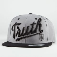 92d34a723c3 TRUTH Franchise Mens Snapback Hat