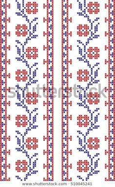 Find Vector Embroidered Flowers stock images in HD and millions of other royalty-free stock photos, illustrations and vectors in the Shutterstock collection. Cross Stitch Boarders, Biscornu Cross Stitch, Tiny Cross Stitch, Cross Stitch Flowers, Cross Stitch Designs, Cross Stitch Embroidery, Embroidery Patterns, Cross Stitch Patterns, Stitch Book