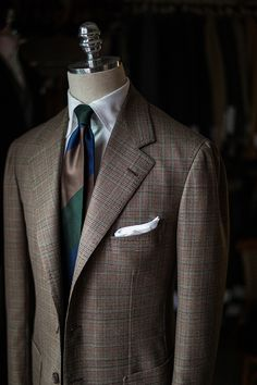 "bntailor: ""A beautiful sports coat by B&TAILOR """