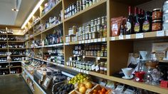 Los Angeles Restaurants with Great Markets