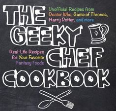 This Geeky Chef Cookbook with all the recipes your need to make your favorite fantasy foods come to life. | 24 Really Cool Gifts For All The Geeks In Your Life Buzzfeed Gifts, Cool Gifts, Best Gifts, Chef Cookbook, Family Presents, Stop It, Geek Out, Book Worms, Real Life
