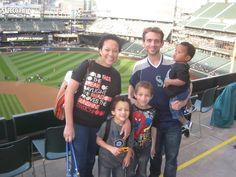 Crystal, Micah, Judah, Nathan & Noah - Seattle, WA