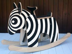 Rocking Zebra by New Makers