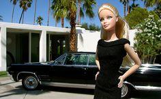 Barbie Does Palm Springs