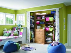 Small closet ideas for kids bedroom organizing tips kids bedroom organization bedroom storage ideas kids bedroom . Best Closet Organization, Kids Bedroom Organization, Closet Storage, Bedroom Storage, Organization Ideas, Storage Ideas, Storage Headboard, Storage Solutions, Closet Solutions