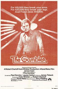 """ Le Flambeur "" de 1974 avec James Caan"