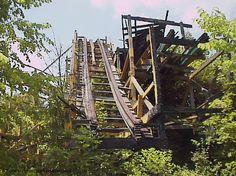 Idora Park - 1999 Defunct Park Photos