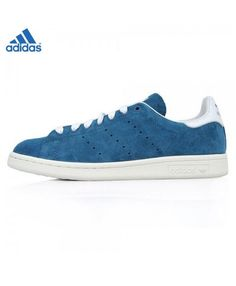 official photos 617a2 b88dd 2017 Adidas Stan Smith Originals Classic D67365 Bleu Marin Chaussures