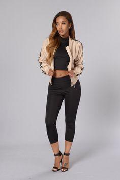 Colossal Jacket - Khaki