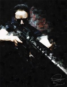 1000 images about marvel comic art punisher on pinterest for Donald bradstreet