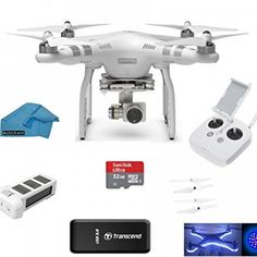 Advanced 3 Extra Battery with DJI Phantom Quadcopter ...Visit our site for the latest news on drones with cameras