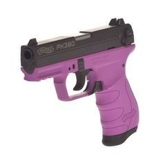 I want a purple hand gun - Walther ACP Semiautomatic Pistol Handgun For Women, 22 Pistol, Best Handguns, Pistol Annies, 380 Acp, Custom Guns, Fire Powers, Cool Guns, Guns And Ammo