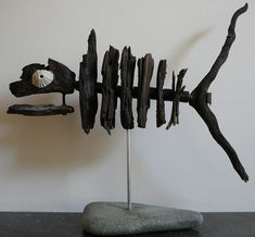 Marcel Dijker - black fish