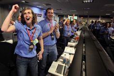 Meet The Amazing Women Of NASA's Mars Curiosity Mission.  Smart Women Rock!!!!