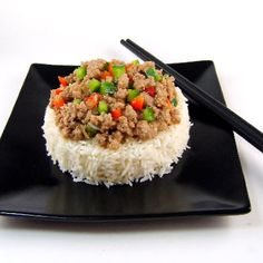 One Perfect Bite: Minced Chicken with Oyster Sauce