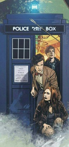 DOCTOR 11,AMY POND AND RORY WILLIAMS