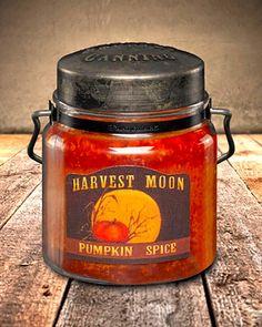 McCall's Pumpkin Spice Candles