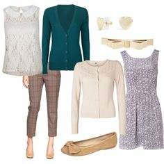Mary Margaret from Once Upon A Time by mandyraewarren on Polyvore featuring Poem, Vero Moda, Full Tilt, Gap, LOFT, BCBGMAXAZRIA and C. Wonder