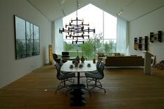 VitraHaus | by stéphane68 with #Eames Aluminum Group chairs