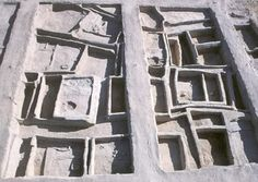 Asikli Huyuk, Turkey. Asikli Höyük (fortress city) began at around. 8,000 BC. As in Catal Höyük, the houses were mud brick and entered through the roof.