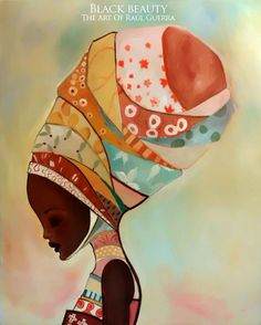 "The head wrap or head-tie plays an important part in Africa's fashion styling, specifically in West Africa. There is a saying that ""an attire is not complete until it is topped with a gele""."