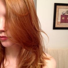 Natural Red Hair <3