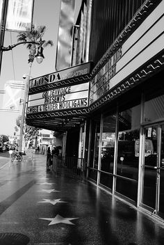 Fonda Theatre, Hollywood