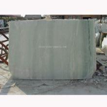 High Polished Verde Jade Green Marble Slab (YQZ-MS1001)