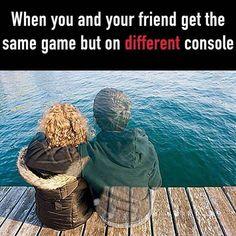 #gamingmeme #gamingmemes #gamer #gamers #gaminglife #gamingpage #gamerboy #gamergirl #pcgamer #pc #playstation #ps4 #xbox #onlinegaming / The Gaming Page