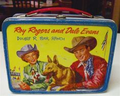 Metal lunch boxes  Mother NEVER opened mine in the house. On the way home, I caught every critter that didn't move faster than I did (including snakes) and put them in my lunch box to take home and play with.