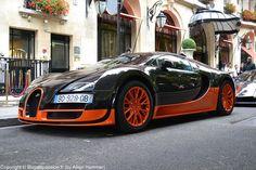 #Bugatti Veyron Super Sport...  #  Like, RePin, Share - Thnx :)