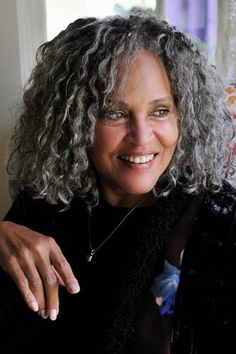 Charlayne Hunter-Gault's gray curls are almost as impressive as her journalism archive and work with NPR.