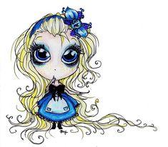 Is that Alice by rochel-chan.deviantart.com on @deviantART