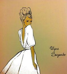 Audrey Louet, une illustratrice de mode à découvrir !