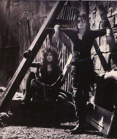 Andrew Eldritch and Patricia Morrison - This Corrosion - The Sisters of Mercy