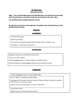 Verbs like Gustar, Movie Plot Summary Project Spanish Classroom Activities, Movie Plot, Student Engagement, My Teacher, Comprehension, Summary, Teacher Resources, Wish, Students