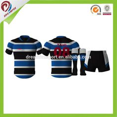 professional latest design sublimated striped rugby jerseys, sublimation printing rugby jersey #rugby_clothing, #Stripes