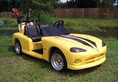 Custom Golf Cart 04
