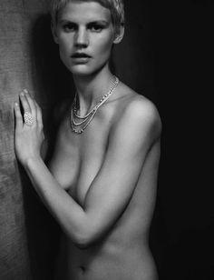 Saskia de Brauw by Paolo Roversi for Vogue Italia September 2015