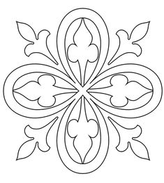 Free Printable Coloring Pages for Adults Pattern Coloring Pages, Free Printable Coloring Pages, Adult Coloring Pages, Coloring Books, Kids Coloring, Free Coloring, Quilting Designs, Embroidery Designs, Motif Arabesque